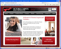 Victoria Carpets and Curtains - www.victoriacarpets.co.uk
