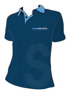 stylish simplewebhosting.co.uk polo shirt