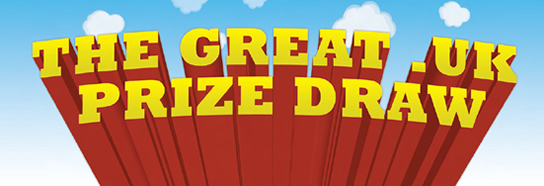 The Great .uk Prize Draw