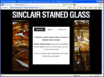 Sinclair Stained Glass
